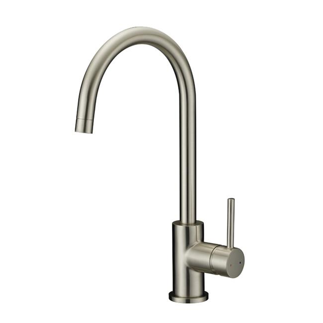 Eastport Single Handle Kitchen Faucet - Satin Nickel - image 1 of 1