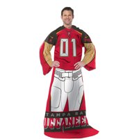 "NFL Tampa Bay Buccaneers Player 48"" X 71"" Full Body Comfy"