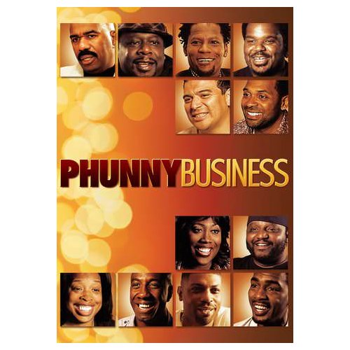 Phunny Business: A Black Comedy (2012)