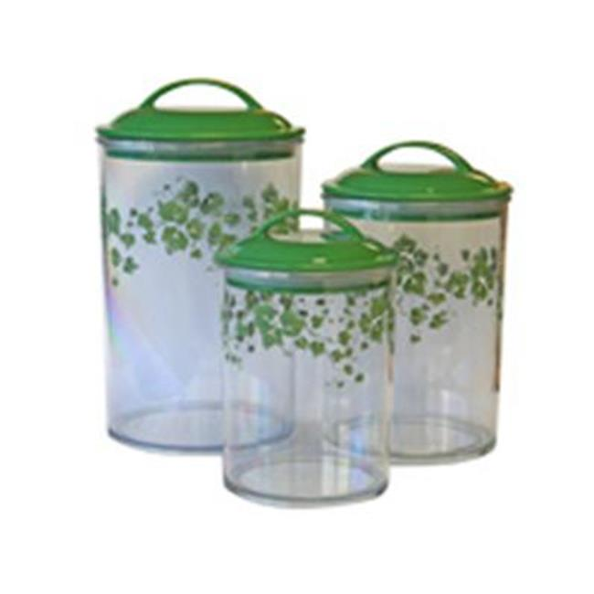 Reston Lloyd Callaway - 3Pc. Acrylic Canister Set - Corelle