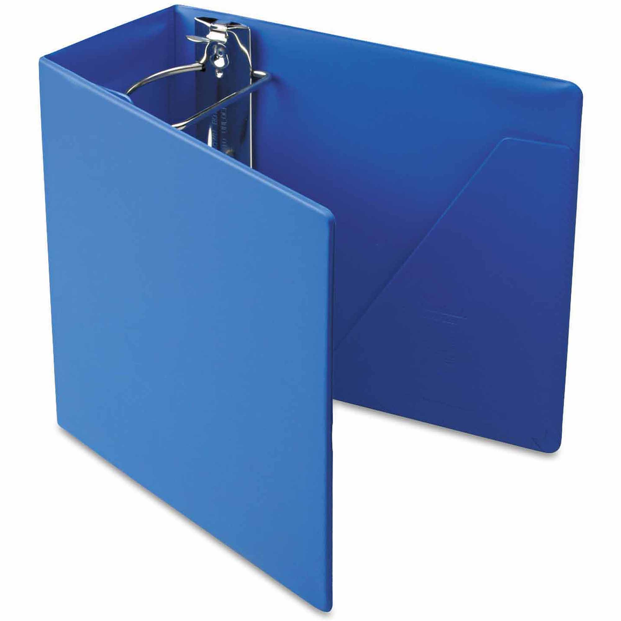 "Cardinal SuperStrength Locking Slant-D Ring Binder, 5"", Blue"