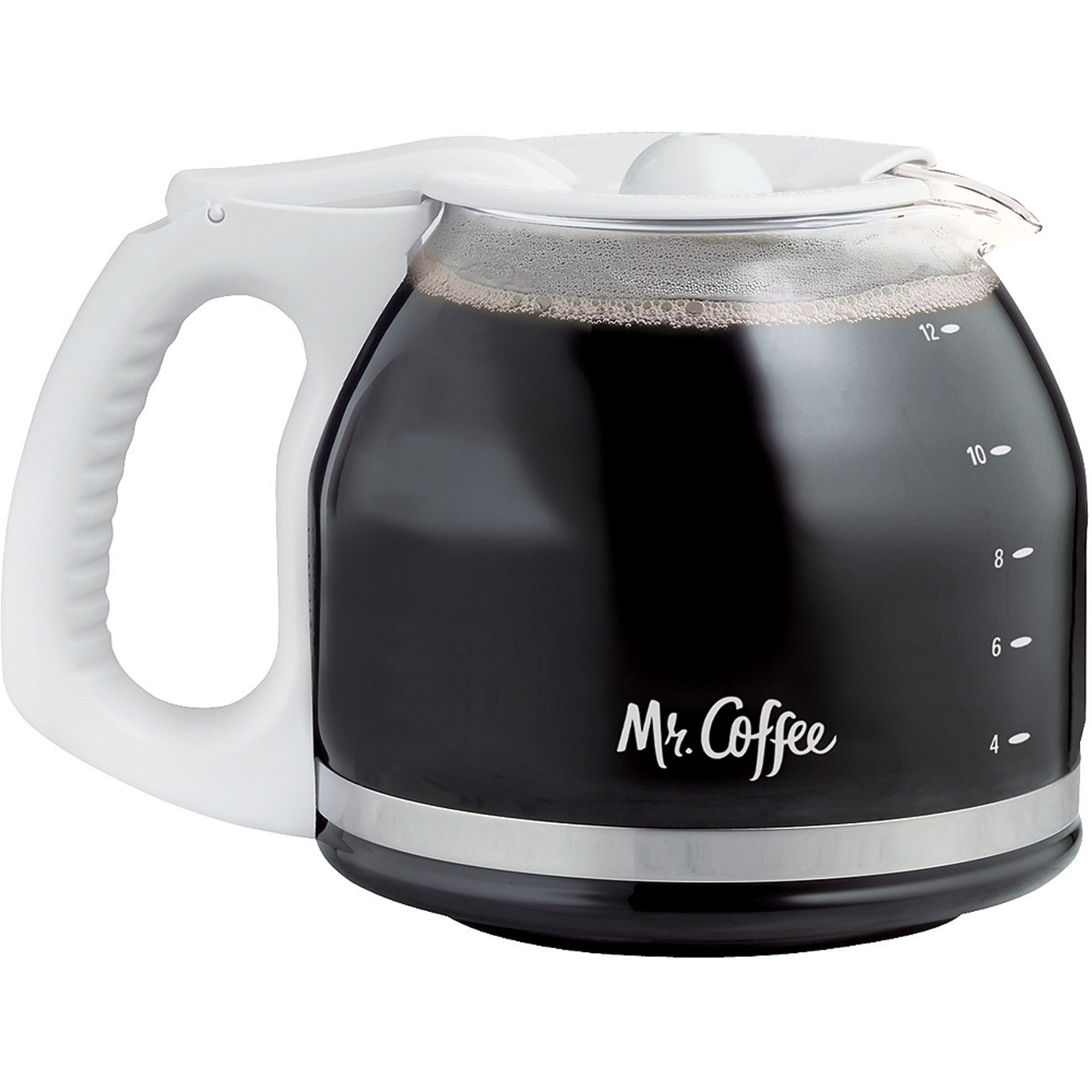 Mr. Coffee 12-Cup Replacement Decanter, Ergonomic, PLD13-1