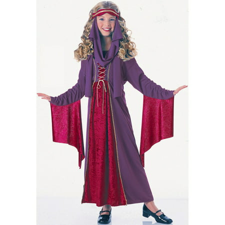 Gothic Princess Child Costume - Gothic Princess Costume
