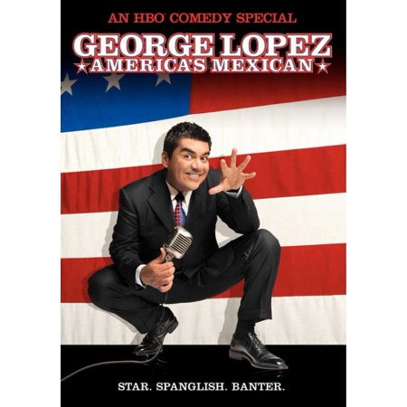 George Lopez Americas Mexican Movie Poster Print  27 X 40
