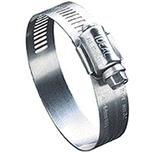 Ideal & Tridon 6812053 0.5 x 1.25 in. Stainless Steel Hose Clamp - Pack of 10 - image 1 de 1