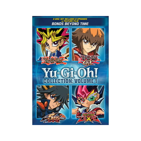 Yu-Gi-Oh: Collection Volume 1 (DVD)](Vintage Halloween Collection)