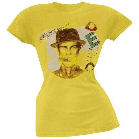 Devo - We Are Devo Juniors T-Shirt