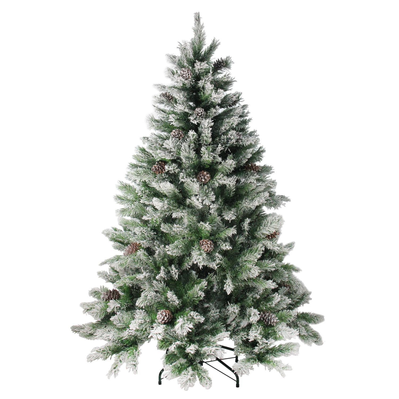 Buy Flocked Christmas Tree