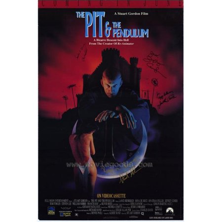 Posterazzi MOV199854 Pit & the Pendulum Movie Poster - 11 x 17 in. - image 1 of 1
