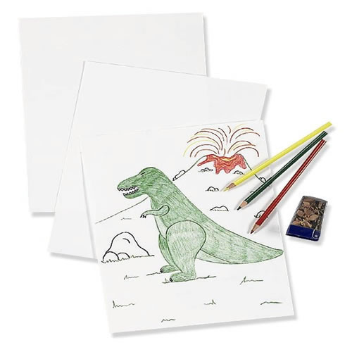 "18"" x 24"" White Drawing Paper (100 Sheets)"