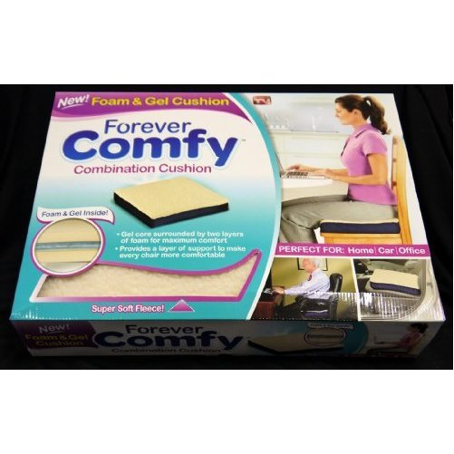 As Seen on TV Forever Comfy Cushion