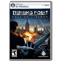 Turning Point Fall Of Liberty - Win - DVD