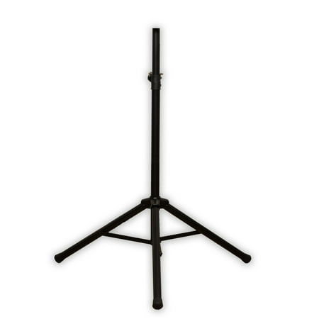 Acoustic Audio AS1 Steel Speaker Stand Reversible Pole PA DJ Karaoke Band Home