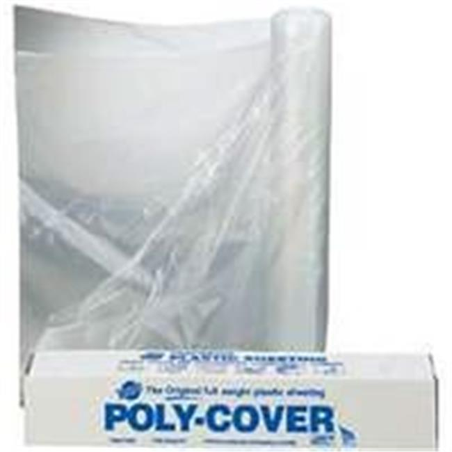 Warp Brothers Poly Film 2X200Ft 2Mil Clear 2X12-C