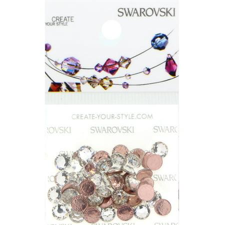 Swarovski 2078 Hot Fix Rhinestones FlatBack 20ss Crystal 50 pcs