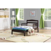 Angel Line Matthew Toddler Bed, Espresso