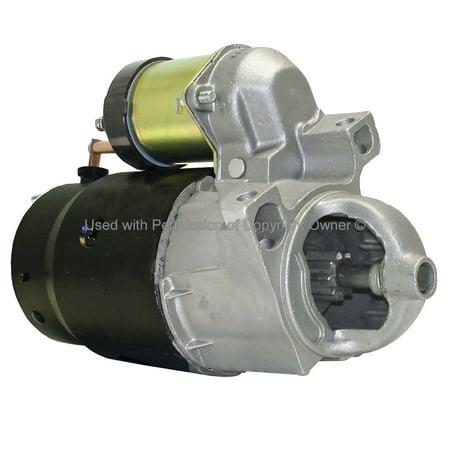 MPA - Starter Alternator 3838S Starter Motor (Mpv Starter)