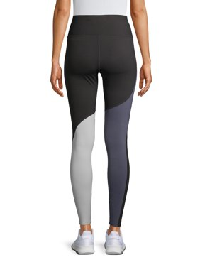 Avia Women's Active Performance Flex Tech Two Tone Leggings