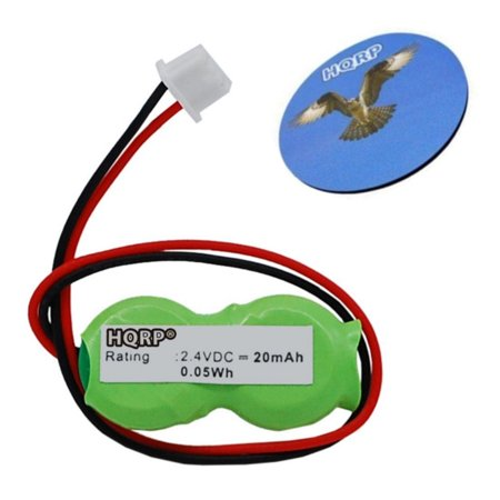 - HQRP CMOS RTC Battery for Toshiba GDM710000041 P000257640 P000268840 P71035017110 Notebook PC Laptop Power Real-Time Clock Bios + Coaster