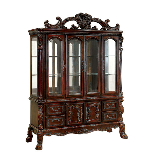 A&J Homes Studio Helena China Cabinet by