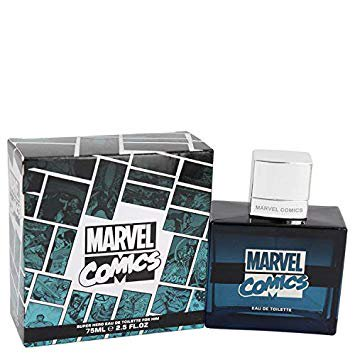 (pack 9) Marvel Comics Super Hero By Marvel Eau De Toilette Spray2.5 oz - image 2 of 2