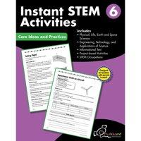 GR6 INSTANT ACTIVITIES WORKBOOK STEM