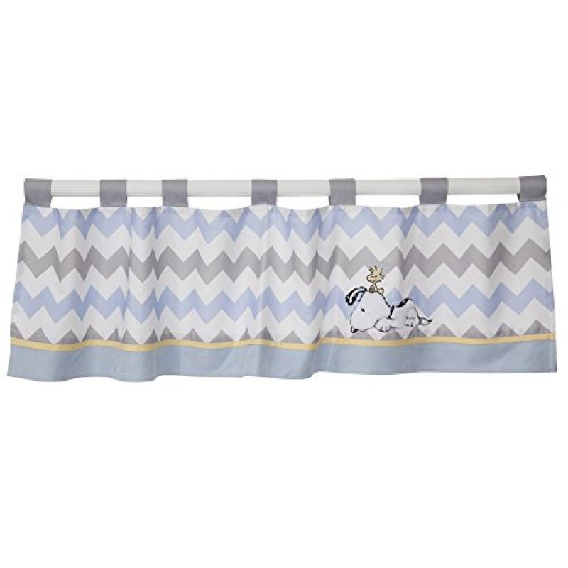Lambs & Ivy My Little Snoopy Window Valance by Lambs & Ivy