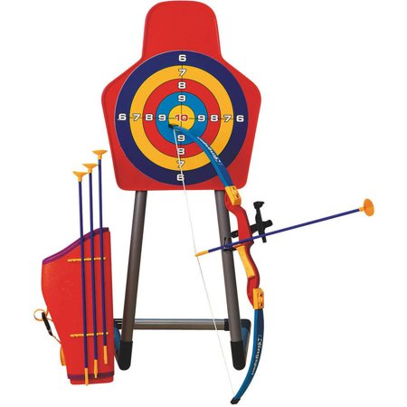 Skillbuilder Bow and Arrow Target Set - Bow & Arrow Set