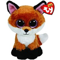Product Image Ty Beanie Boos 6-Inch Slick Brown Fox Plush c112eda9fd94