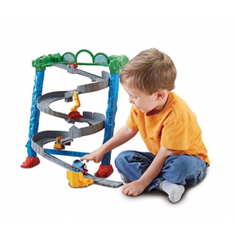 Thomas & Friends Fisher-Price Take-n-Play, Spills and Thrills 'n Sodor