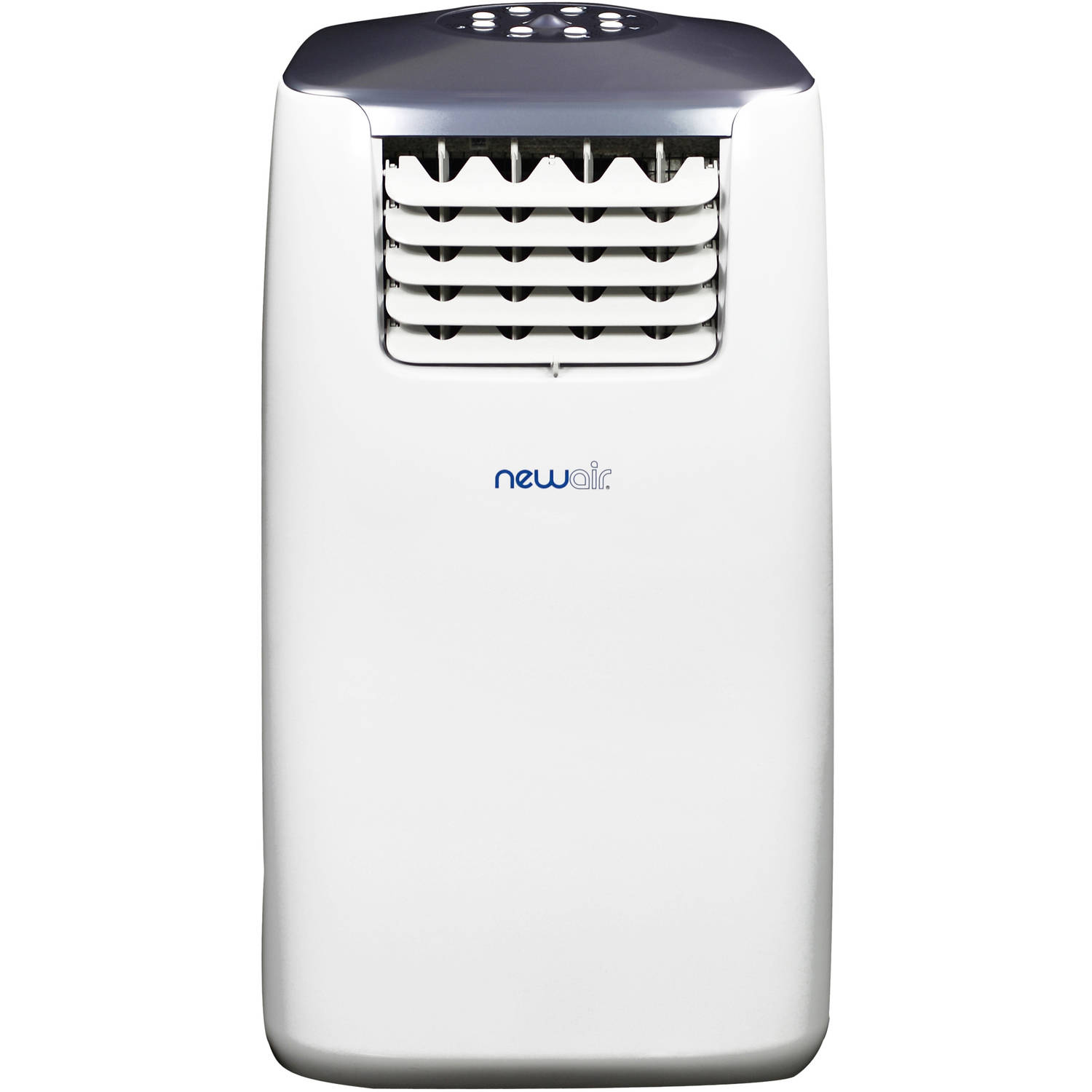 NewAir AC-14100H 14,000-BTU Room Portable Air Conditioner with Supplemental 14,000-BTU Heater