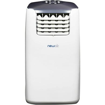 Newair Ac 14100H 14 000 Btu Room Portable Air Conditioner With Supplemental 14 000 Btu Heater