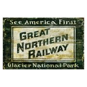 Northern Pacific Wall Art