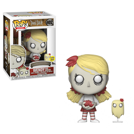 Funko POP! & Buddy: Don't Starve - Wendy w/ Abigail