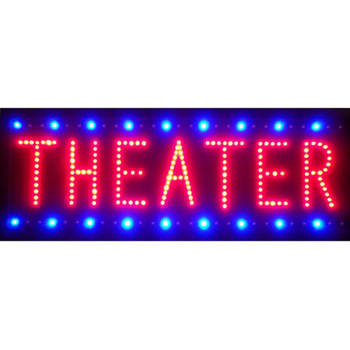 Neonetics Business Signs Theater LED Sign