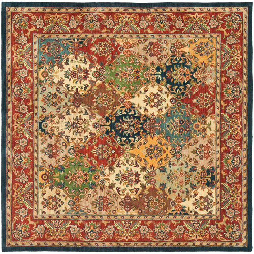 Safavieh Heritage Malcolm Hand-Tufted Wool Area Rug