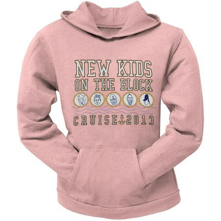 New Kids On The Block - 2013 Cruises Women's Hoodie