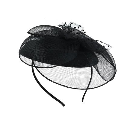 Jeanne Simmons Women's Net Flower Headband - image 6 de 6