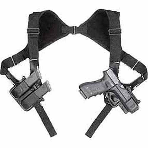 Fobus SHR2 Shoulder Holster Double Harness, Ambidextrous