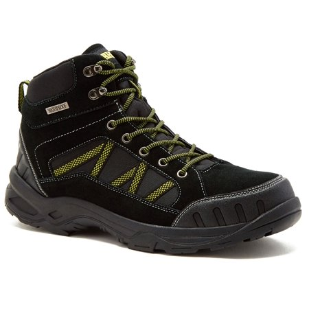 Brahma Men's Bowline Steel Toe Hiker Work Boot Blk Soft Toe Boot