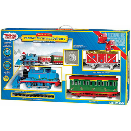 Bachmann Trains Thomas and Friends Thomas' Christmas Delivery, Large