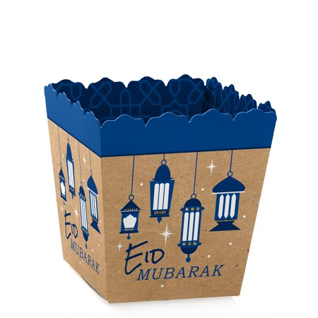 Ramadan - Party Mini Favor Boxes - Eid Mubarak Treat Candy Boxes - Set of 12 - Party Treats