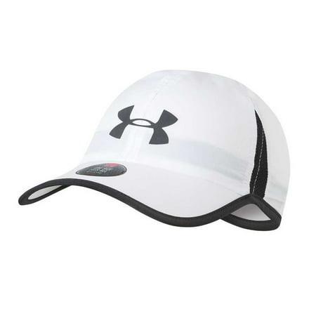 Under Armour Men's UA Shadow Cap 3.0 One Size White (Under Armour Hats For Men)