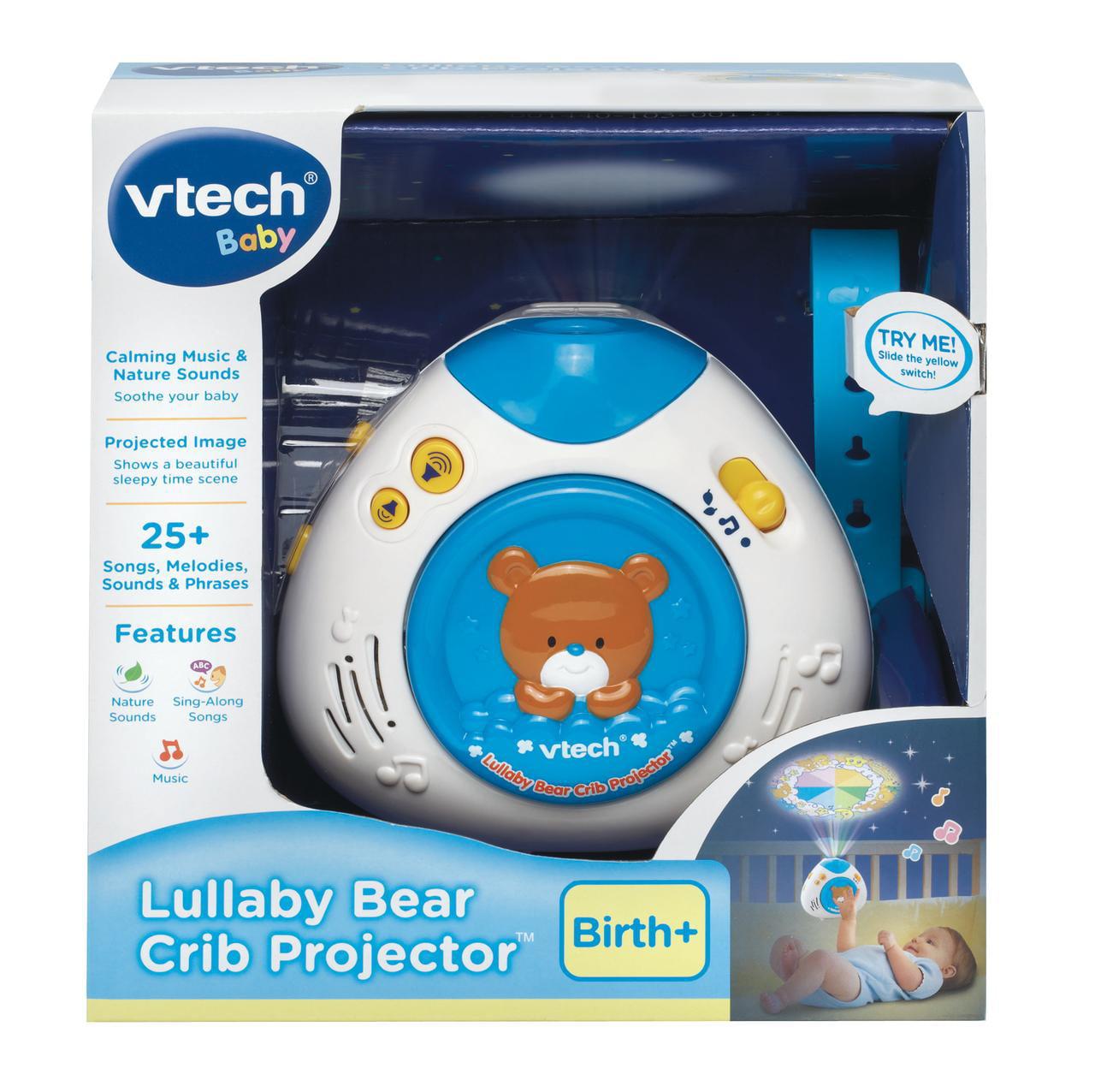 VTech® Lullaby Bear Crib Projector