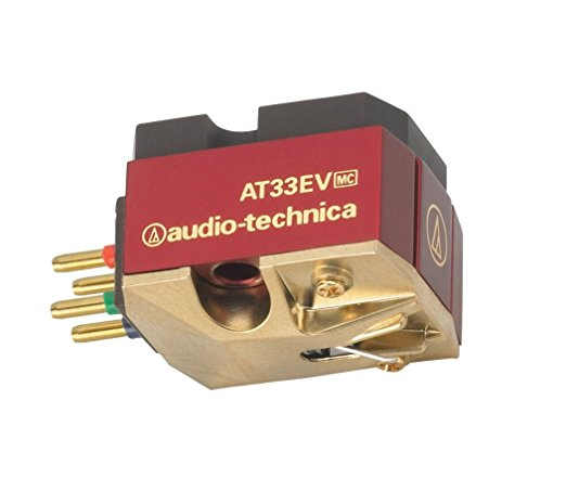 AUDIO TECHNICA AT33EV Phonograph Cartridge by