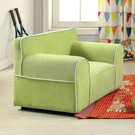 Tremendous Furniture Of America Marcie Modern Upholstered Kids Club Creativecarmelina Interior Chair Design Creativecarmelinacom