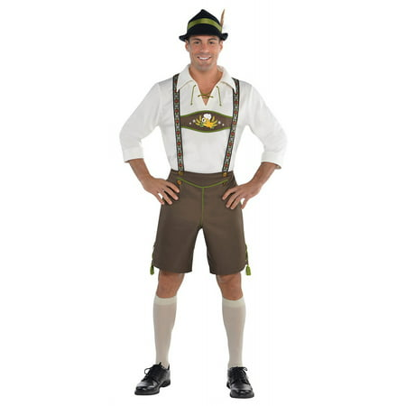 Mr Oktoberfest Adult Costume - Large - Dog Oktoberfest Costume