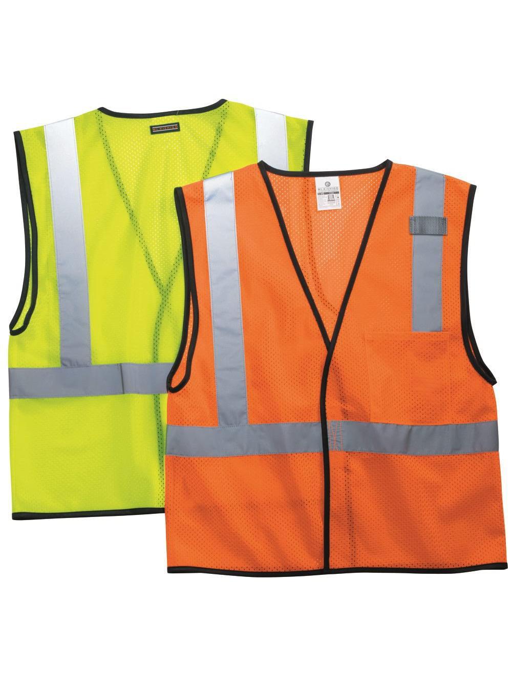 ML Kishigo Workwear Economy One Pocket Mesh Vest