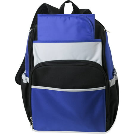 Tender Kisses Surf the Web Colorblock Backpack
