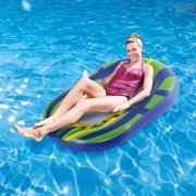 """Blue Wave Mean Green 60"""" Mesh Pool Lounger"""